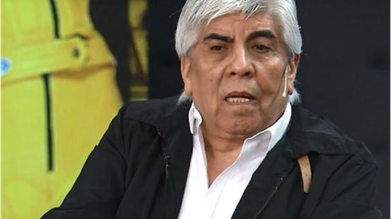 Hugo Moyano habló tras los incidentes en UTA: