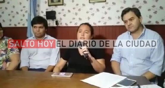 Pauta oficial en Salto: el bloque de Juntos por el Cambio propuso