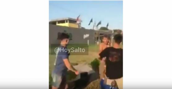 La violencia en Villa Gesell no cesa: ahora atacaron brutalmente a otro joven