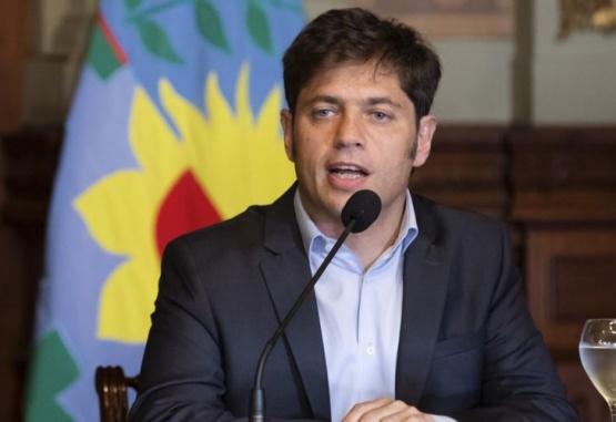 Conflicto docente: Kicillof postergó el pago de parte del aumento a los docentes