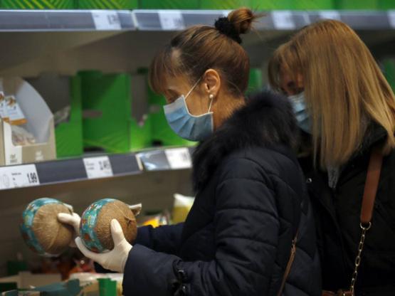 Coronavirus: cómo hacer las compras en el supermercado sin correr riesgos innecesarios