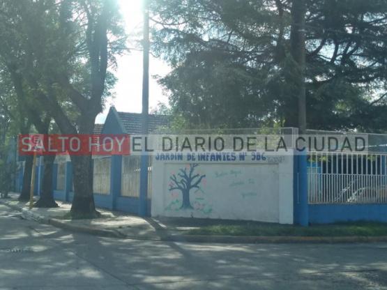 Delincuentes roban en un Jardín de Infantes
