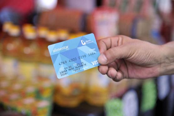 El gobierno acreditará el miércoles un refuerzo de hasta 6.000 pesos en la tarjeta alimentaria