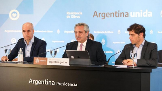 El Presidente extendió la cuarentena hasta el 24 de mayo: qué dice el Decreto