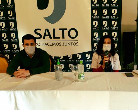 Por 14 días, restringen en Salto el acceso a vecinos de Chacabuco