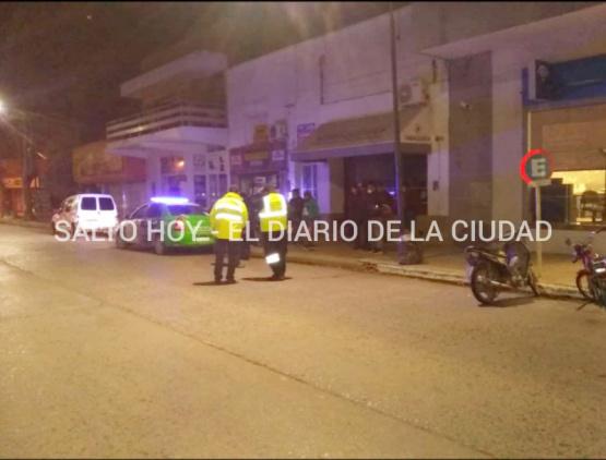 Arrecifeños y pergaminenses ingresaron de manera ilegal a Salto para comprar cigarrillos