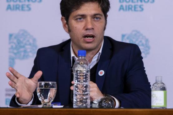 Axel Kicillof aseguró que también aislarán los edificios y countries donde se detecten brotes de coronavirus