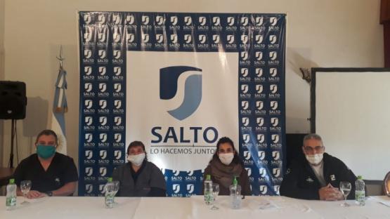 Autoridades sanitarias de Salto se refirieron a los geriátricos de la Ciudad