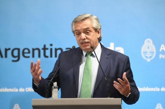 El Presidente anunció la extensión de la cuarentena por 21 días más