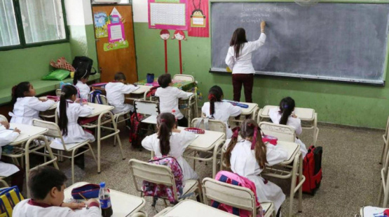El Gobierno proyectó el regreso de las clases para el mes de agosto