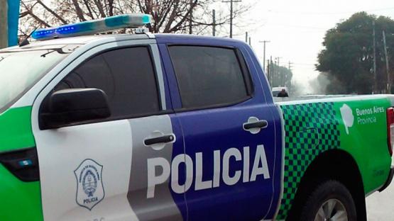 Parte de prensa policial: hurto de motocicleta