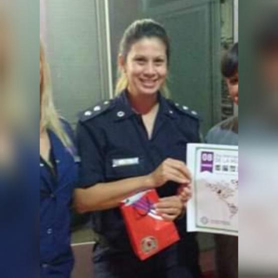 La comisario Eliana Merello dejó su cargo en la Comisaría de la Mujer y la Familia