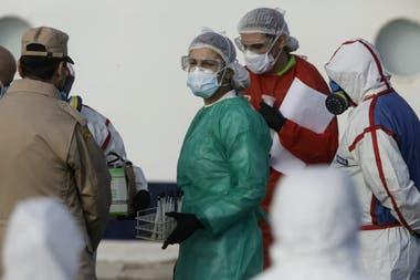 """Coronavirus: """"Se vienen las semanas más duras"""", dijo el ministro de Salud porteño"""
