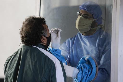 Salto suma cinco nuevos casos positivos de Coronavirus
