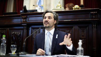 Santiago Cafiero:
