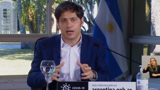 """La provincia de Buenos Aires pasará a una """"cuarentena intermitente"""" a partir del lunes"""