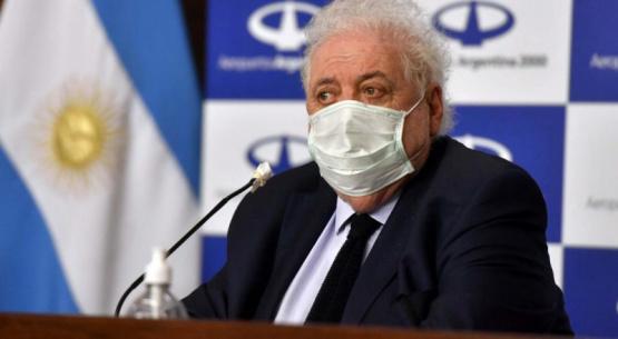 Coronavirus en la Argentina. Ginés González García: