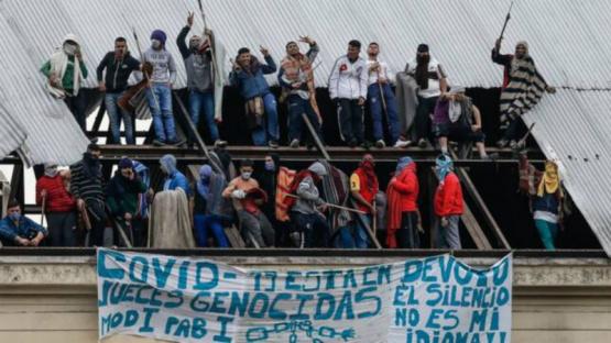 Inseguridad: más de 4500 presos dejaron las cárceles durante la cuarentena