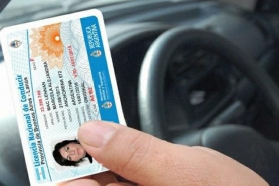 Volvieron a prorrogar el vencimiento de las licencias de conducir en la provincia de Buenos Aires