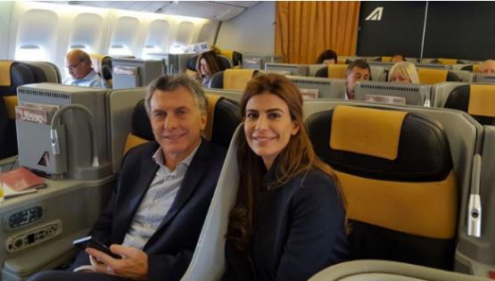 Mauricio Macri viajó a Francia junto a su familia para descansar