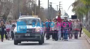 Por la pandemia, no habrá procesión por San Cayetano a Berdier