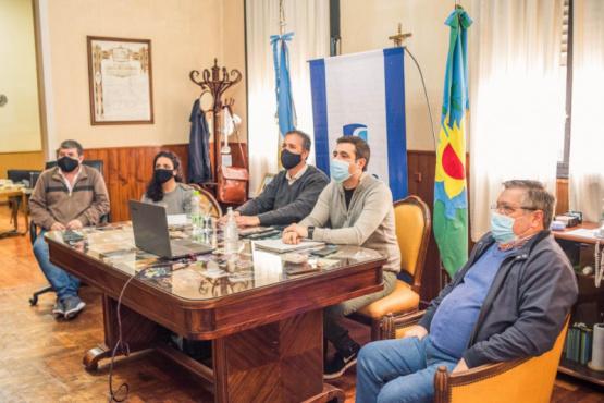 Procrear: importante teleconferencia con ministros del gobierno nacional