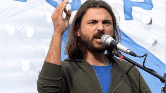 Juan Grabois reclamó multas para los manifestantes del 17A: