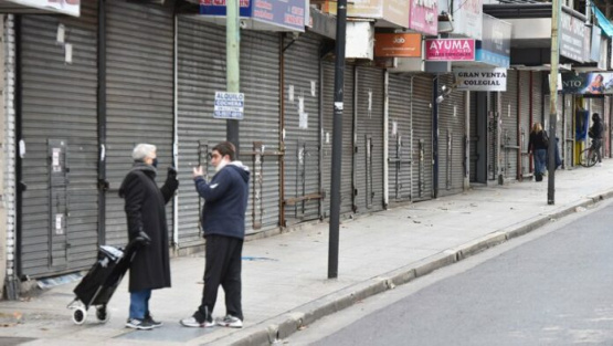 Coronavirus en la Argentina | Este miércoles reabren los comercios de Once y el viernes los de avenida Avellaneda