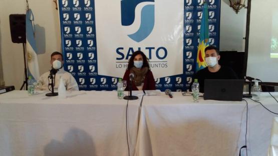 Coronavirus en Salto: el Comité de Emergencia explicó la nueva definición