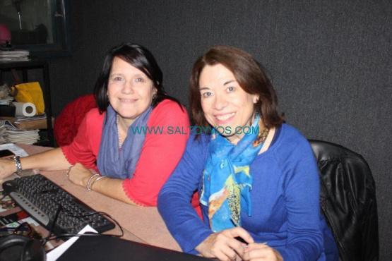 Tras 23 años al aire, Tati Solé y Dita Andrada se despidieron de las mañanas de