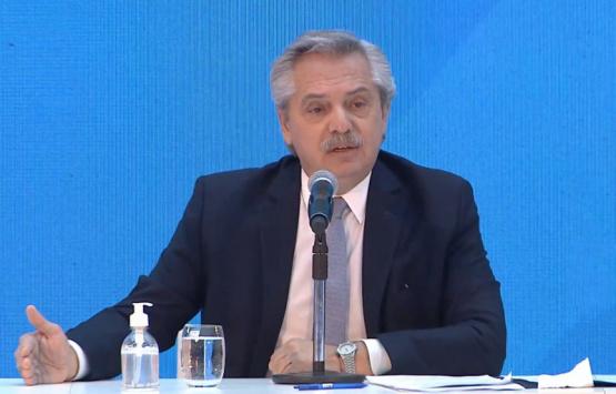 """Alberto Fernández celebró la reestructuración de la deuda y pidió """"nunca más"""" ir hacia el endeudamiento"""