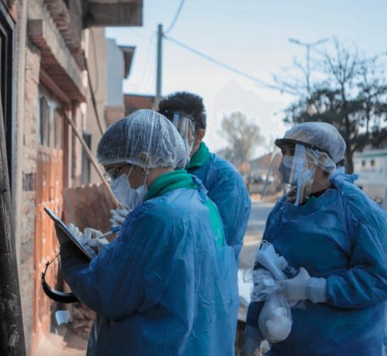 Coronavirus en Salto: las autoridades de Salud preparan un operativo de testeos en geriátricos de la ciudad