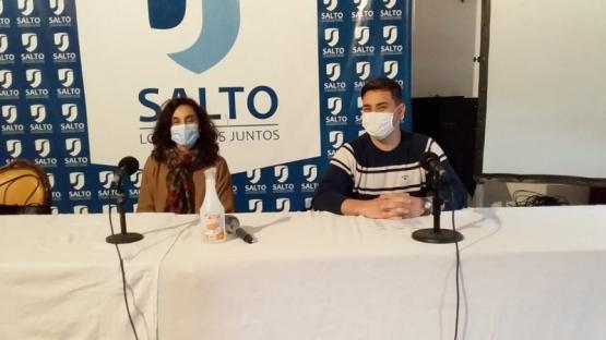 Coronavirus en Salto: asciende a 447 el total de casos positivos desde el inicio de la pandemia