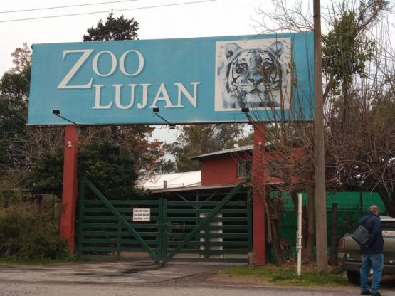Intimaron a que el Zoo Luján presente un plan de adecuación en 72 horas