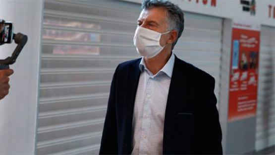 De regreso: Macri llegó a la Argentina en medio de un clima marcado por fuertes tensiones políticas