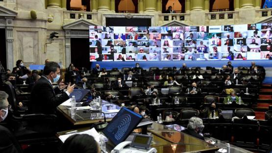 Diputados: el oficialismo y la oposición buscan retomar las negociaciones para destrabar el conflicto