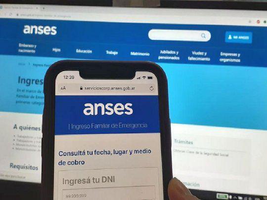 El IFE de Anses se podrá cobrar a través de Rapipago y Pago Fácil