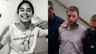 Tras pagar una fianza de un millón de pesos, liberaron a uno de los condenados por el femicidio de Micaela García