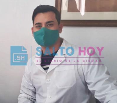 El secretario de Salud de Salto dio positivo de coronavirus
