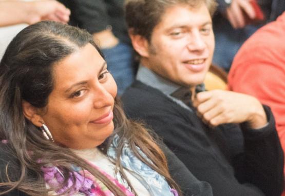 Carolina Sol Rodríguez se refirió a los policías que protestaron frente a la Quinta de Olivos: