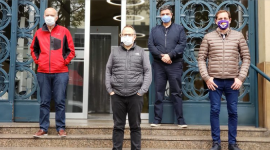 Intendentes de Juntos por el Cambio no participarán de los anuncios de Kicillof para la Policía