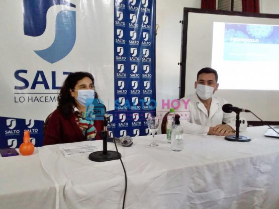 Confirmaron 23 nuevos casos de coronavirus en Salto